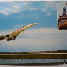 Postales: POSTAL TOULOUSE - AVION CONCORDE BB. Lote 95777363