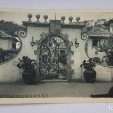 Postales: POSTAL ANTIGUA PORTUGAL DOS PEQUENITOS (EDICION LIMITADA). Lote 96194899