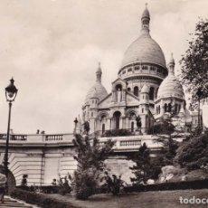 Postales: FRANCIA PARIS SACRE COEUR MONTMARTRE POSTAL CIRCULADA . Lote 96246243