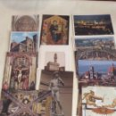 Postales: FIRENZE ( FLORENCIA ) LOTE 13 POSTALES. Lote 96329795