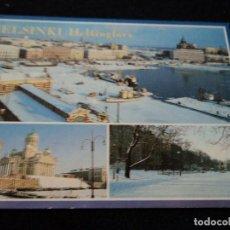 Postales: HELSINKI HELSINGFORS. Lote 96947899