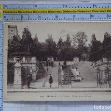 Postales: POSTAL DE FRANCIA. AÑOS 10 30. RENNES, LE THABOR, RUE DE PARIS. 1228. Lote 97251175