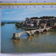 Postales: POSTAL DE FRANCIA, AVIGNON. PONT ST BENEZET. 1239. Lote 97251519