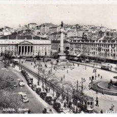 Postales: PORTUGAL - LISBOA 541 ROSSIO - ED TORRES SIN CIRCULAR. Lote 97577879