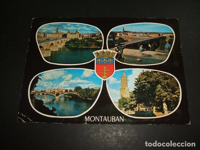 MONTAUBAN FRANCIA (Postales - Postales Extranjero - Europa)
