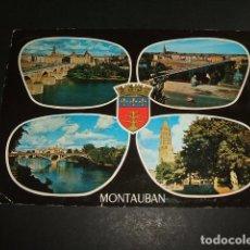 Postales: MONTAUBAN FRANCIA. Lote 97731763