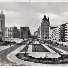 Postales: LISBOA - PRAÇA DE LONDRES - SIN CIRCULAR -. Lote 97759244