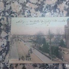 Postales: POSTAL TOULOUSE L´ANCIEN CHATEAU D´EAU ET LE PONT NUUF CIRCULADA. Lote 98133939