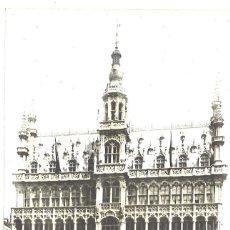 Postales: BRUSELAS. BELGICA. MAISON DU ROI. Lote 98166087