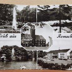 Postales: POSTAL ALEMANIA: CIRCULADA, GRUB AUS REMSCHEID.- 1968. Lote 98353183