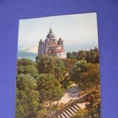 Postales: POSTAL DE PORTUGAL. CASTILLO SANTA LUZIA. ESCRITA. 1965.. Lote 98504911
