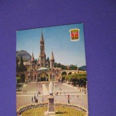 Postales: POSTAL DE FRANCIA. LOURDES. SIN CIRCULAR. . Lote 98506987