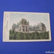 Postales: POSTAL DE ECOUEN. FRANCIA. EL CASTILLO. . Lote 98507347