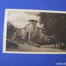 Postales: POSTAL DE FRANCIA. BAYONNE. CIRCULADA DE GUIPUZCOA A MALAGA EN 1951.. Lote 98507967