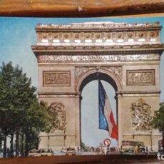 Postales: FRANCIA, PARÌS, ARCO DEL TRIUNFO. Lote 98614239