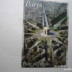 Postales: POSTAL PARIS ARCO TRIUNFO. Lote 98678603