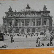 Postales: PARIS , LA OPERA. Lote 98723023