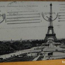 Postales: PARIS , CIRCULADA 1925. Lote 98723123
