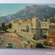 Postales: COTE D`AZUR MONACO, PALAIS DU PRINCE. Lote 98727535