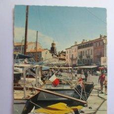 Postales: REFLETS DE LA COTE D`AZUR SAINT-TROPEZ. Lote 98727539