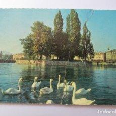 Postales: GENEVE ROUSSEAU 1968 Nº 443. Lote 98727591