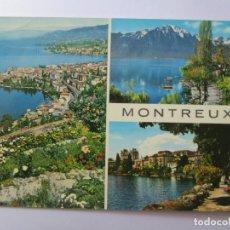 Postales: MONTREUX 1968 Nº 2475 ZURICH. Lote 98727611