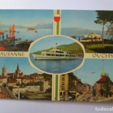 Postales: LAUSANNE OUCHY Nº 6402. Lote 98727615