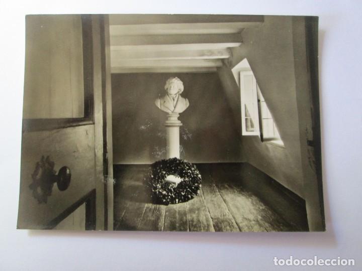 BEETHOVEN HOUSE BONN, GEBURTSZIMMER (Postales - Postales Extranjero - Europa)