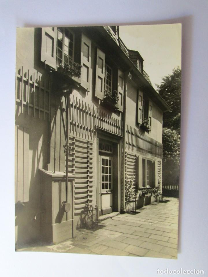 BEETHOVEN HOUSE BONN, GEBURTSHOUSE HOFANSICHT (Postales - Postales Extranjero - Europa)