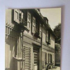 Postales: BEETHOVEN HOUSE BONN, GEBURTSHOUSE HOFANSICHT. Lote 98902759