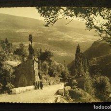 Postales: POSTAL VALLS D´ANDORRA - FRONTERA ANDORRANA ESPANYOLA.. Lote 99084419