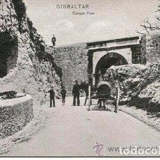 Postales: GIBRALTAR-CARRO CON VINO-RARA-. Lote 99772763