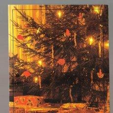 Postales: POSTAL DE FINLANDIA - FELICITACION DE NAVIDAD (ESCRITA) . Lote 99782659