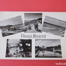 Postales: 4170 ROMANIA ROUMANIE RUMANIA CONSTANTA DOBROGEA MAREA NEAGRA LITORAL EFORIE SUD VASILE ROAITA 1961. Lote 100540703