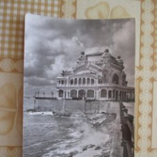 Postales: 4179 ROMANIA ROUMANIE RUMANIA DOBROGEA LITORAL CONSTANTA CAZINOUL CAZINUL CASINO. Lote 100542843