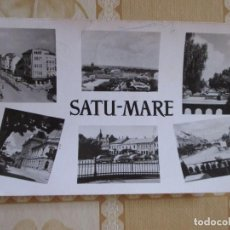 Postales: 4181 ROMANIA ROUMANIE RUMANIA SATU MARE 1962. Lote 100543547