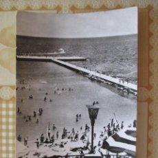 Postales: 4182 ROMANIA ROUMANIE RUMANIA CONSTANTA DOBROGEA MAREA NEAGRA LITORAL EFORIE NORD 1965. Lote 100543727