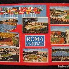 Postales: POSTAL ROMA OLIMPIADI ( ITALIA ).. Lote 100573823
