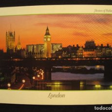Postales: POSTAL LONDON - HOUSES OF PARLIAMENT.. Lote 100624603