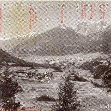 Postales: AUSTRIA EL TIROL POSTAL ANTIGUA. Lote 101045247