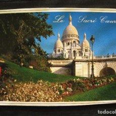 Postales: POSTAL PARIS - LE SACRE COEUR.. Lote 101153311