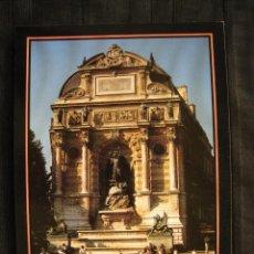 Postales: POSTAL PARIS - LA FONTAINE ST-MICHEL.. Lote 101258079