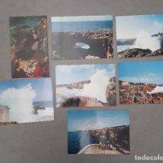 Postales: LOTE 7 POSTALES DE PORTUGAL AÑOS 70 . Lote 101366863