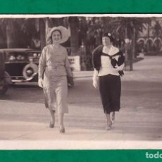 Postales: ANTIGUA POSTAL CANNES DOS CHICAS MUJERES AÑO 1931. Lote 101510219