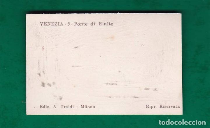 Postales: antigua postal venezia 8 ponte di rialto edit traldi años 20 - 30 - Foto 2 - 101512027