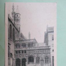 Postales: 4453 BELGIQUE BELGIE BELGIUM FLANDRE OCCIDENTALE BRUGGE BRUGES LA CHAPELLE DU SAINT SANG. Lote 101654067