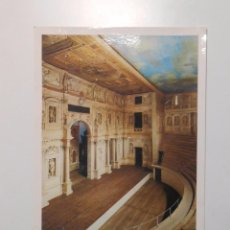 Postales: FOTO POSTAL TEATRO OLIMPICO. VICENZA ITALIA. ANDREA PALLADIO. TDKP2. Lote 101928635