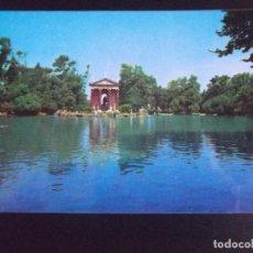 Postales: ITALIA-V45-NO ESCRITA-ROMA-LAGHETTO DI VILLA BORGHESE. Lote 102135371