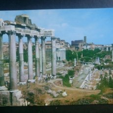 Postales: POSTAL ITALIA ROMA FORO ROMANO. Lote 102276476