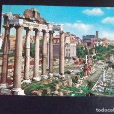Postales: ITALIA-V45-CIRCULADA-ROMA-FORO ROMANO. Lote 102453283